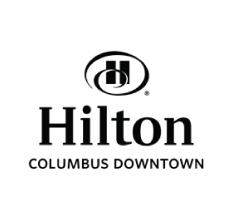 Hilton Columbus Downtown branding