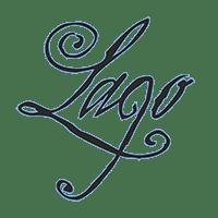 Lago Custom Events branding
