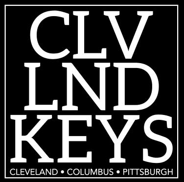 Cleveland Keys branding