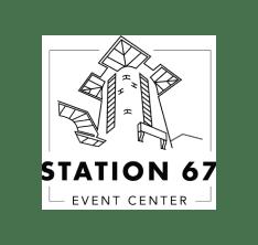 Station 67 branding