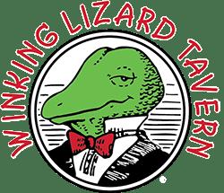 winking lizard branding